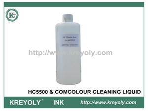 Commerci all'ingrosso per HC5500 e liquido detergente speciale ComColour