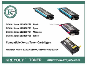 Toner Xerox Phaser 6180 compatibile